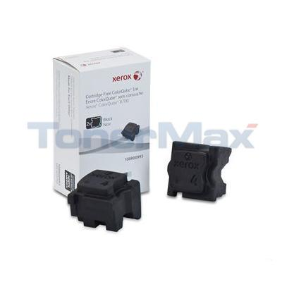 XEROX COLORQUBE 8700 SOLID INK BLACK